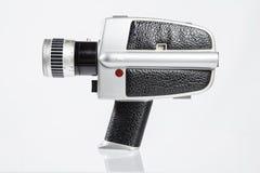 8mm kamery film Zdjęcia Royalty Free