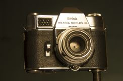 35 mm Kodak camera made in Germany Stock Images