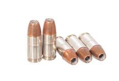 9mm kogel Royalty-vrije Stock Afbeeldingen