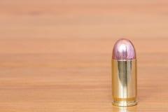 9 mm of kogel 357 Royalty-vrije Stock Afbeeldingen