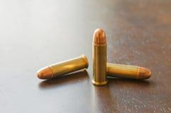9mm Kugeln Lizenzfreies Stockfoto