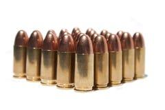 9mm kulgrupp Royaltyfri Foto
