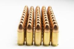 9mm kulor i rad Royaltyfri Fotografi