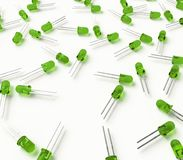 3mm led diode Royalty Free Stock Image