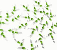 3mm led diode Royalty Free Stock Photography
