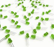 3mm led diode Stock Images