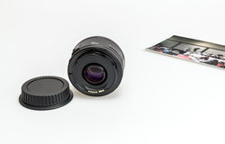 50mm Lens Stock Photos