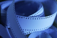 35mm motion picture film Royalty Free Stock Photography