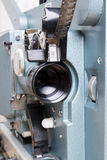 16 mm movie projector Royalty Free Stock Images