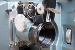 16 mm movie projector Stock Images