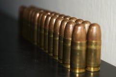 9mm. Municion 9mm. Ammo royalty free stock photo