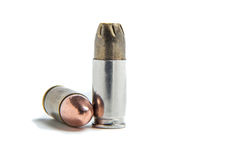 9mm Munition Stockbild
