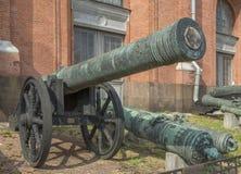 180mm pischal belegering Royalty-vrije Stock Foto's