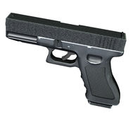 9mm Pistol Stock Photo
