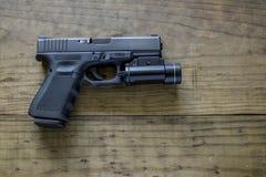 9MM Pistol Royalty Free Stock Image