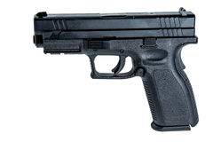 9mm Pistole Lizenzfreie Stockfotografie