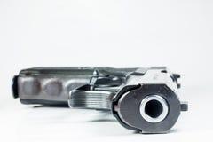 9 mm-pistool Royalty-vrije Stock Foto