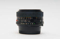 50mm prime lens Royalty Free Stock Photography