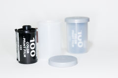 35mm Roll Film Royalty Free Stock Image