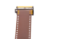 35mm Still Camera Film IX Royalty Free Stock Photo