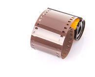 35mm Still Camera Film XII Royalty Free Stock Photos