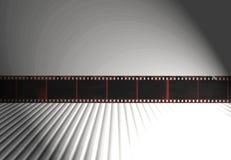 35mm uitstekende negatieve abstracte retro filmachtergrond Royalty-vrije Stock Foto