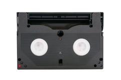 8mm Videokassette auf weißem Hintergrund Lizenzfreie Stockbilder