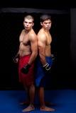 MMA Stock Photo