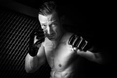 MMA athlete Stock Photography
