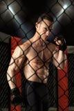 MMA athlete Stock Photos