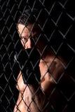 MMA atleta zdjęcie royalty free