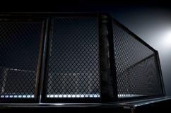 Free MMA Cage Night Stock Photos - 80677133