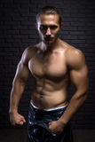 MMA Fighter Stock Photography
