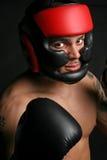MMA Kampf-Gang Lizenzfreie Stockfotos