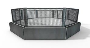 MMA-kooi Royalty-vrije Stock Afbeeldingen
