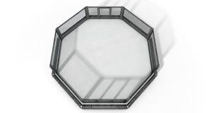 MMA-kooi Stock Foto