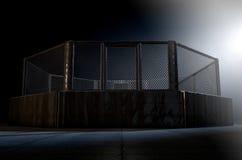MMA-Kooinacht Stock Afbeelding