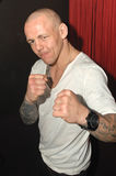 MMA, UFC lightweight fighter Ross Pearson Royalty Free Stock Images
