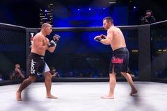 MMA walczą turnament Fotografia Stock