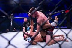 MMA walczą turnament Fotografia Royalty Free