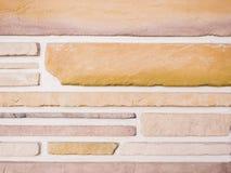 Mmasonry de la pared del stoun, fondo Fotografía de archivo