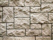 Mmasonry of stoun wall, background Royalty Free Stock Photo