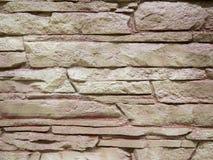 Mmasonry of stoun wall, background Royalty Free Stock Photos