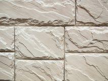 Mmasonry of stoun wall, background Royalty Free Stock Photography