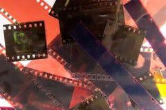 35 mmfilm Royalty-vrije Stock Fotografie