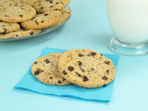 Mmm? Biscotti Immagine Stock