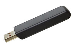 Mémoire Flash d'USB Photos stock