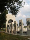Mémorial de la deuxième guerre mondiale Photo stock
