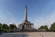 Mémorial de Slavin Image libre de droits