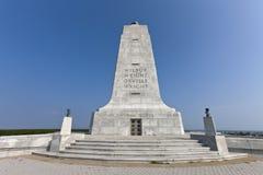 Mémorial national de frères de Wright Images stock